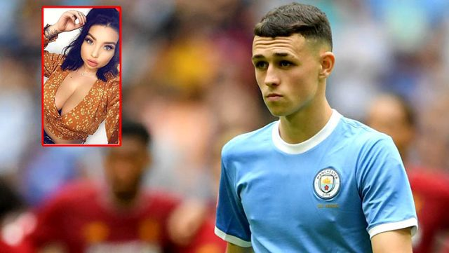 Phil Foden messages from Manchester City reveal girlfriend in hotel scandal 1