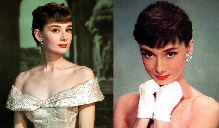 Rare photos of the legendary star Audrey Hepburn are on sale 1
