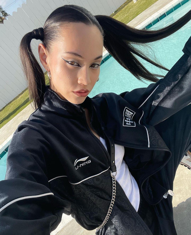 Japanese model Kiko Mizuhara is trendy for her cute beauty and net worth 2
