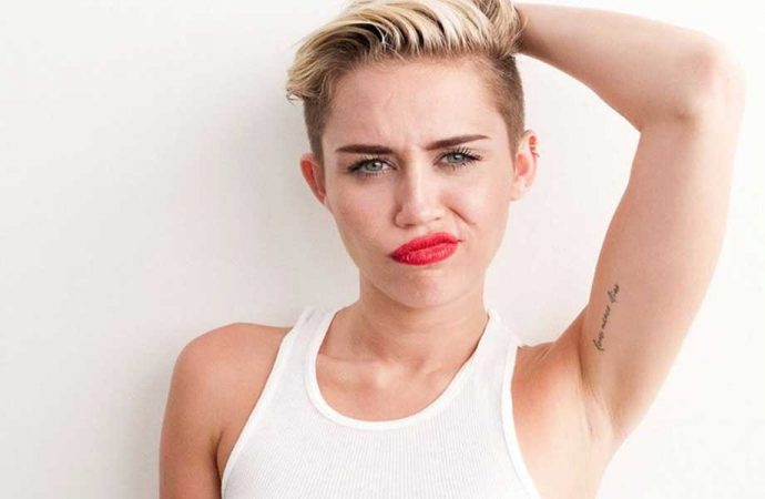 Miley Cyrus Claims About Aliens Im Watched By An Alien 4