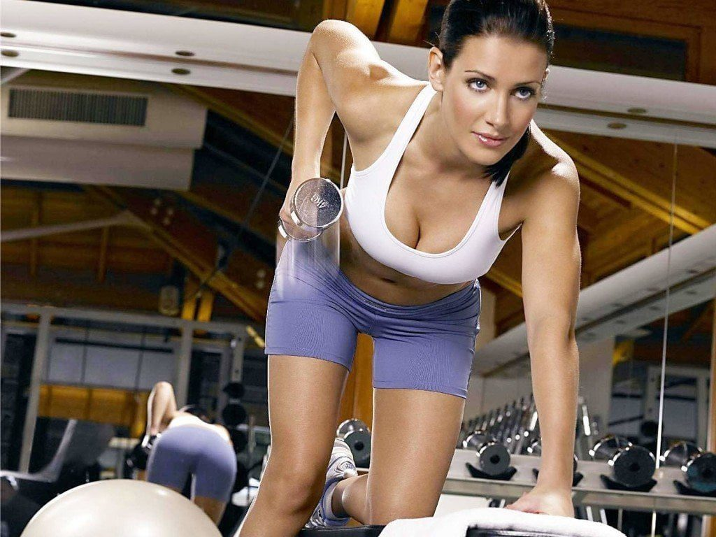 BODYBUILDING WORKOUTS FOR WOMEN 1