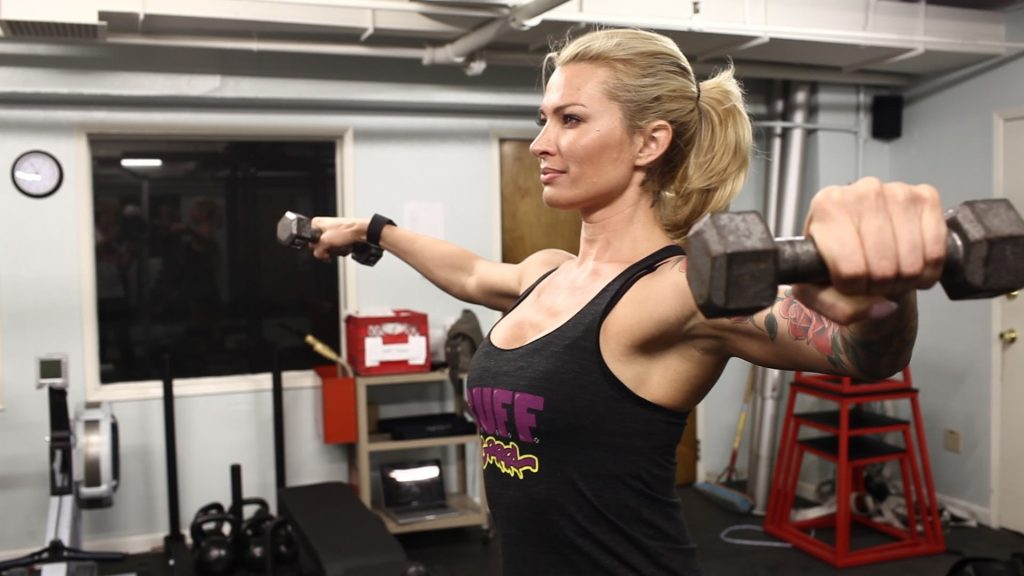 BODYBUILDING WORKOUTS FOR WOMEN 2
