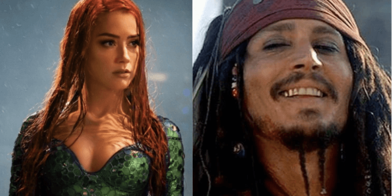 It turns out that Amber Heard was fired from Aquaman for reasons not related to Depp 1