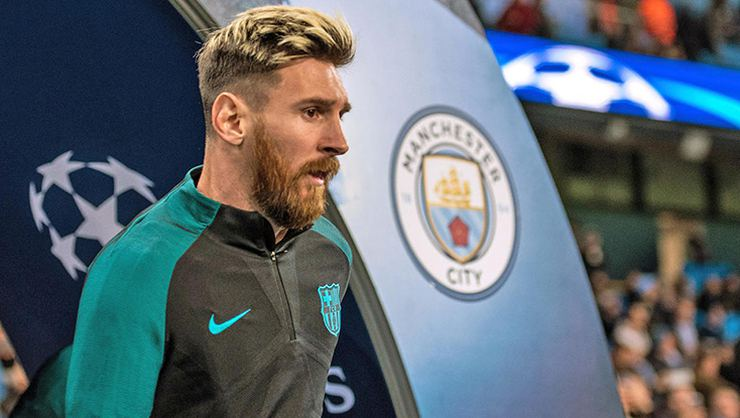 Unprecedented offer from Manchester City to Messi 1