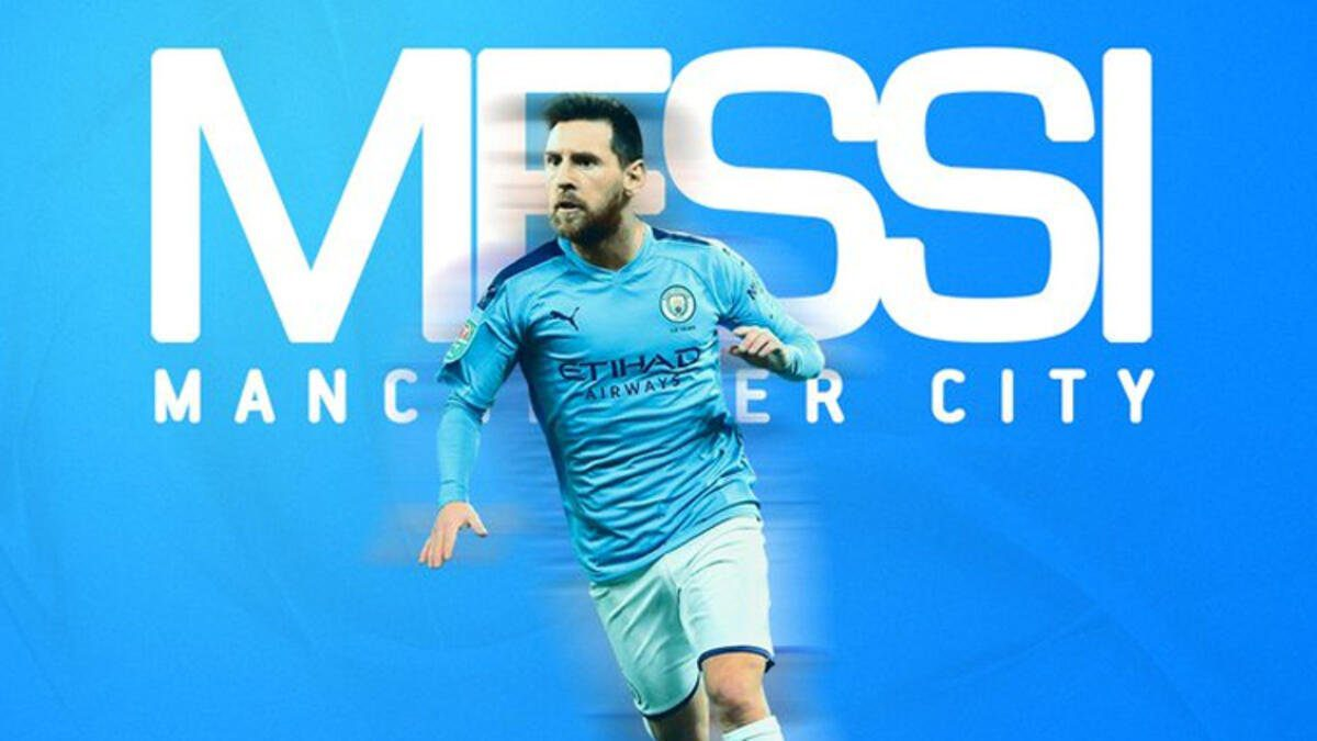 Unprecedented offer from Manchester City to Messi 2