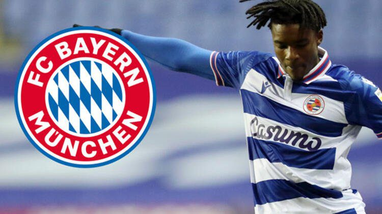 Bayern Munich ends Omar Richards transfer