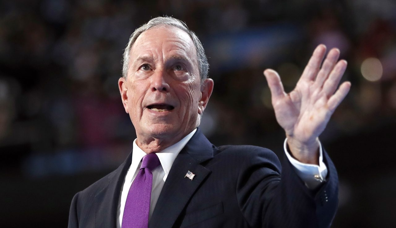 Billionaire Businessman Michael Bloomberg Raises Net Worth to Peak 1