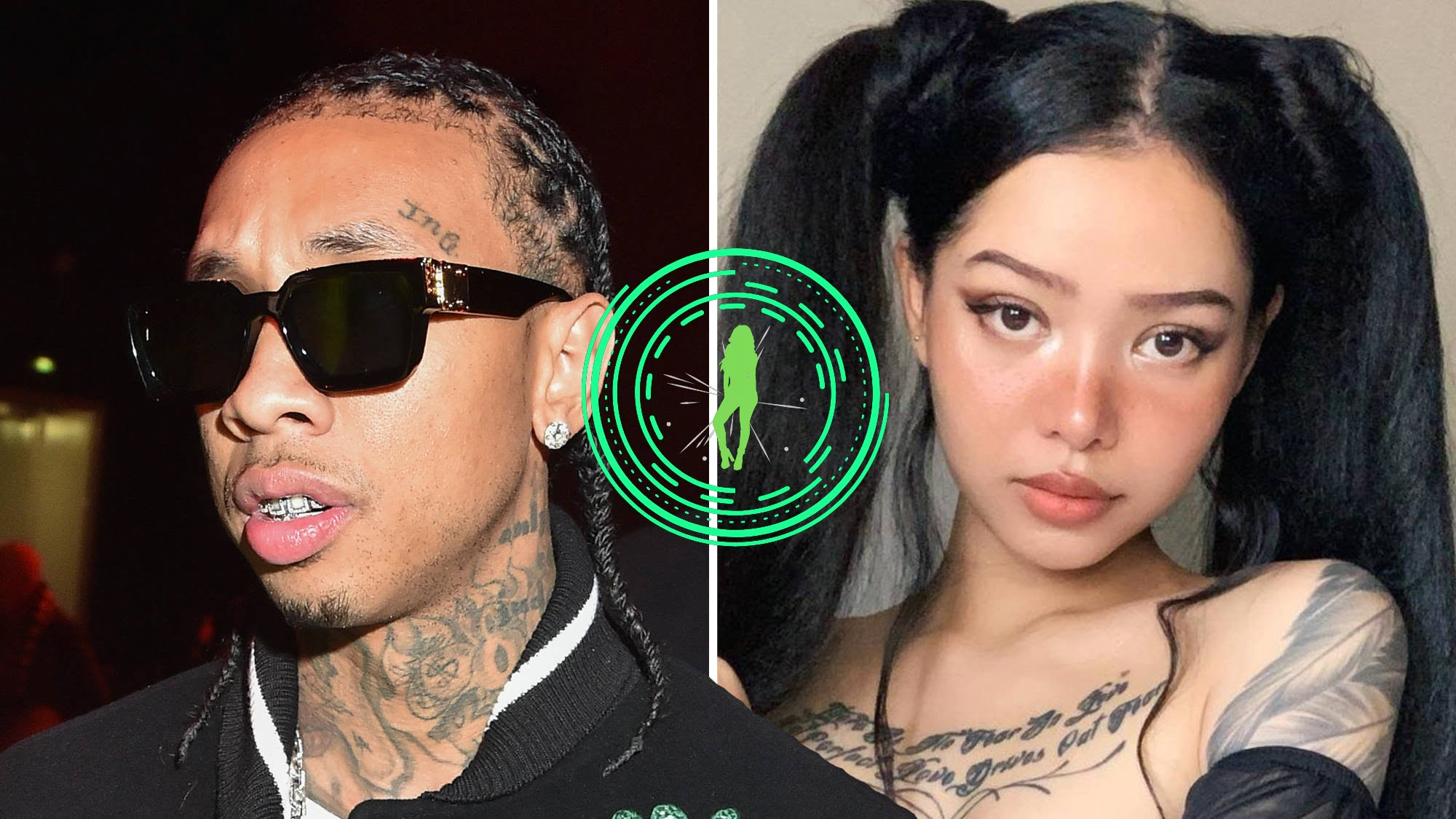 Do Bella Poarch and Tyga have relationships after TikTok videos 1