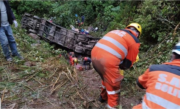 Erwin Tumiri survived the bus crash after the Chapecoense plane crash 3
