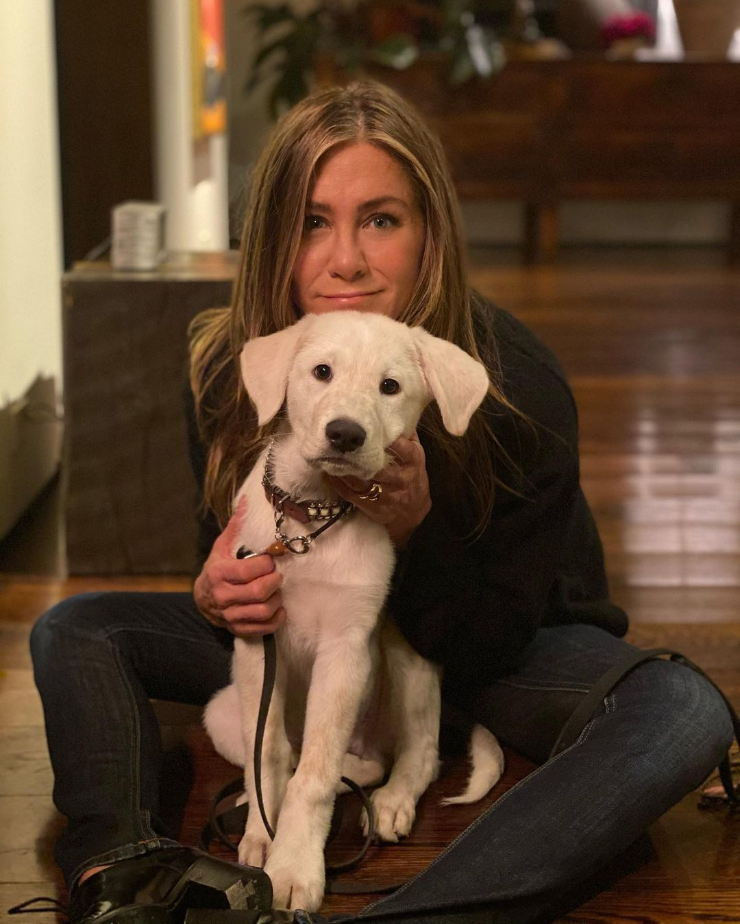 Jennifer Aniston at the top of her net worth with her fortune 3