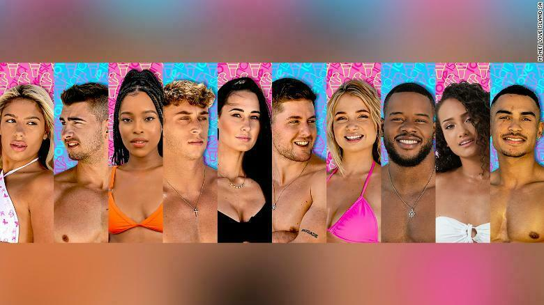 Love Island Announced with 3 Black Contestants in the South African Squad 1