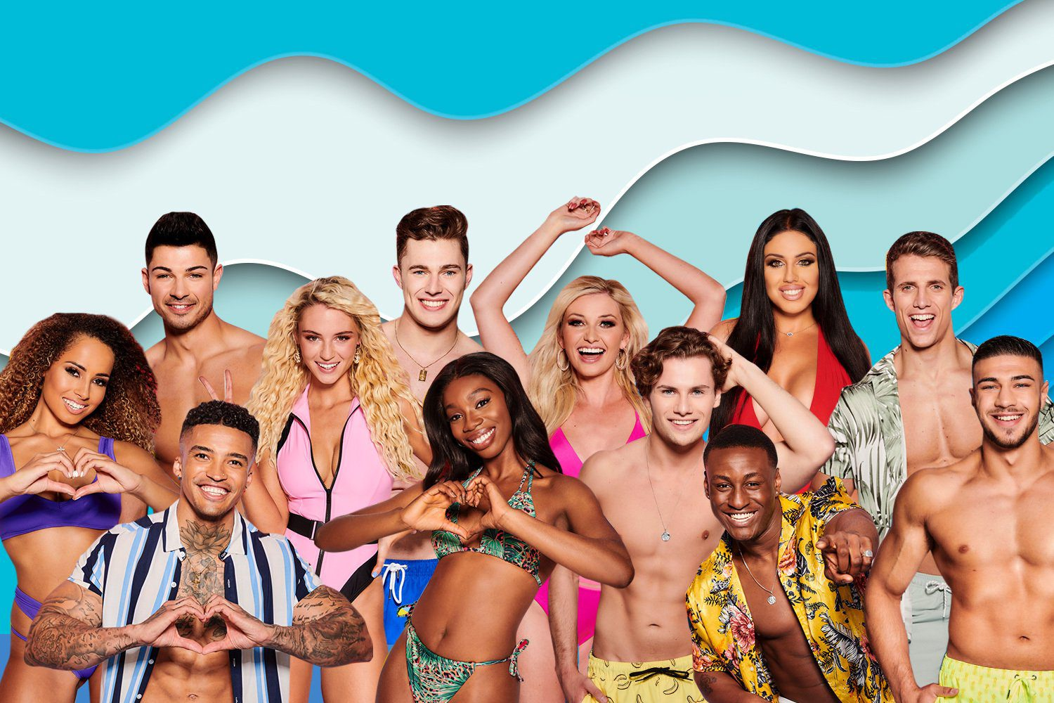 Love Island Announced with 3 Black Contestants in the South African Squad 3