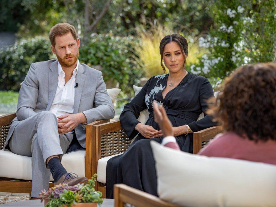 Meghan Markle and Prince Harrys interview released Flash allegations 2