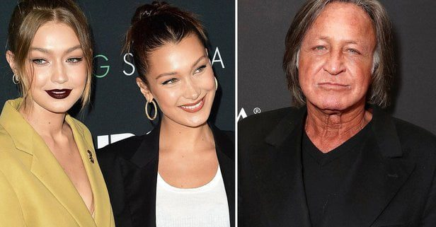 Mohamed Hadid father of Gigi and Bella Hadid in Istanbul 2