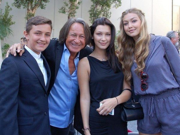 Mohamed Hadid father of Gigi and Bella Hadid in Istanbul 4