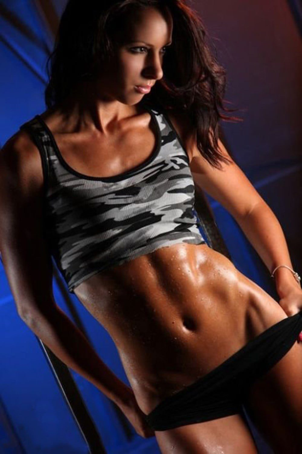 Muscular Girls Who Are Outstanding With Their Appearance 4
