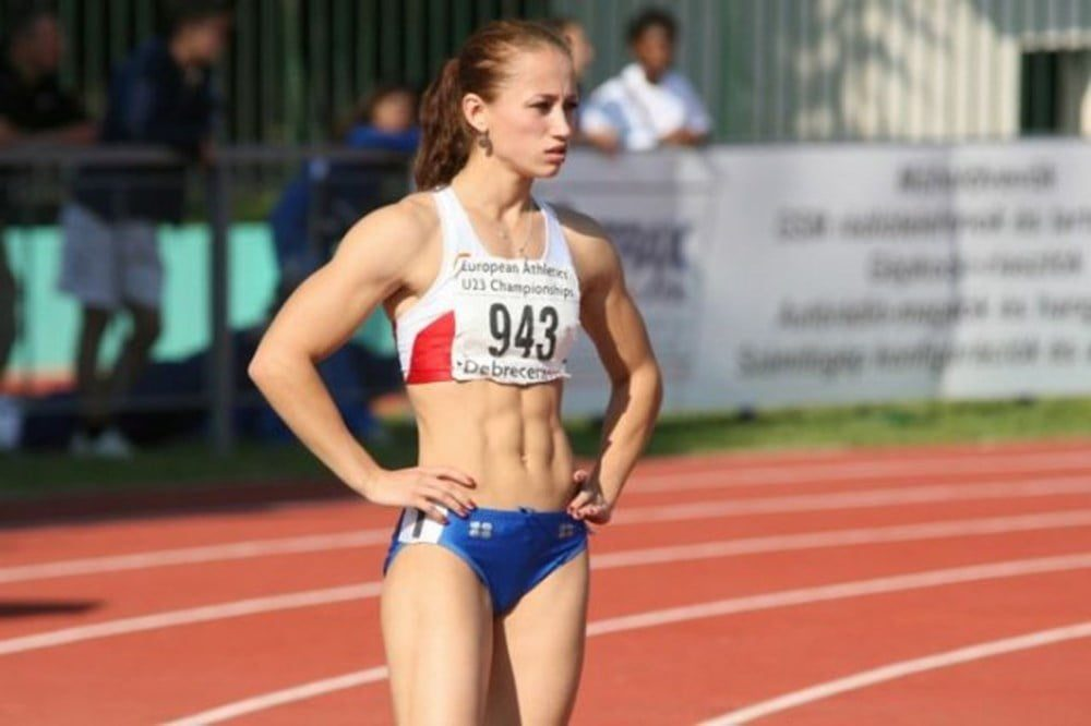Muscular Girls Who Are Outstanding With Their Appearance 5