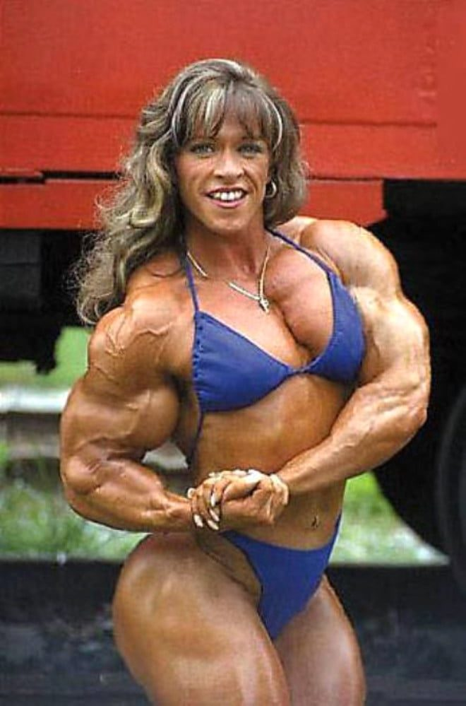 Muscular Girls Who Are Outstanding With Their Appearance 7