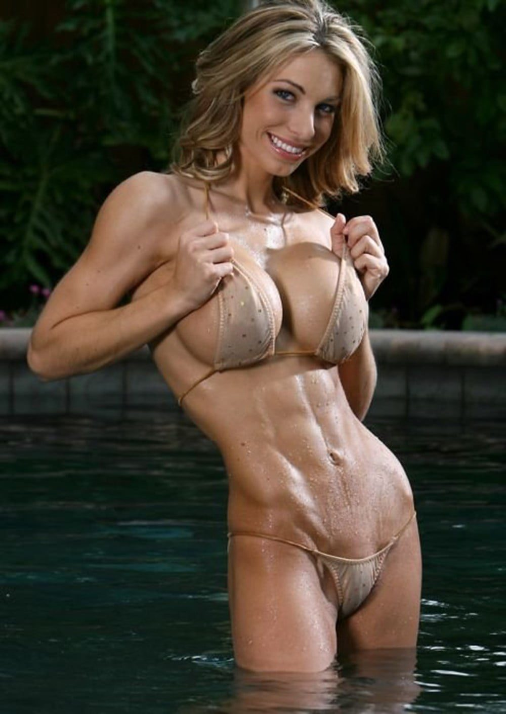 Muscular Girls Who Are Outstanding With Their Appearance 8