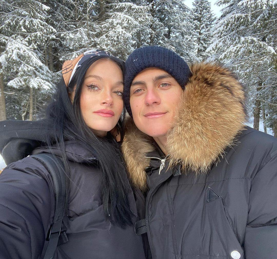 Paulo Dybala plans marriage with his girlfriend Oriana Sabatini 4