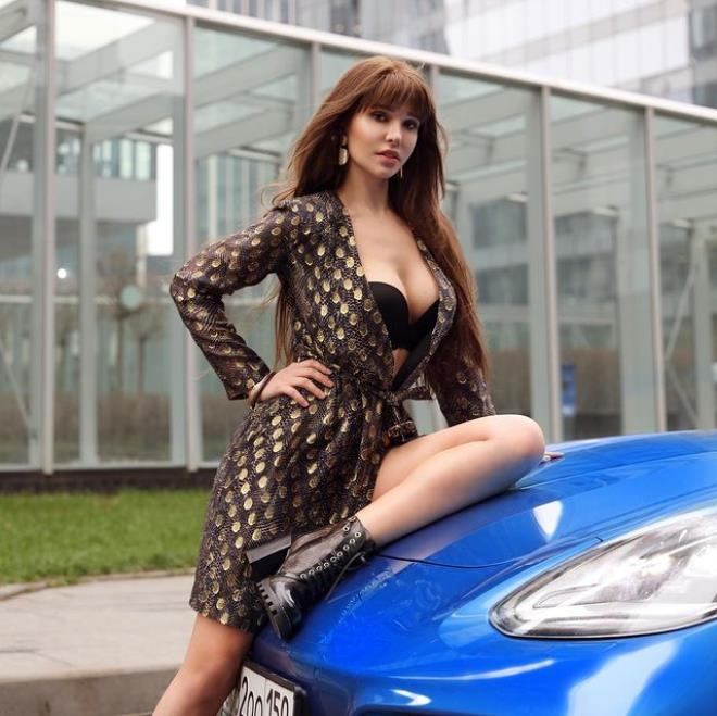 Playboy model Maria Liman sex life is over 3