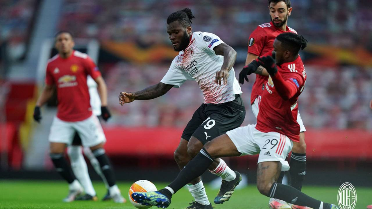 Praise to Paul Pogba after Manchester United Milan match 1
