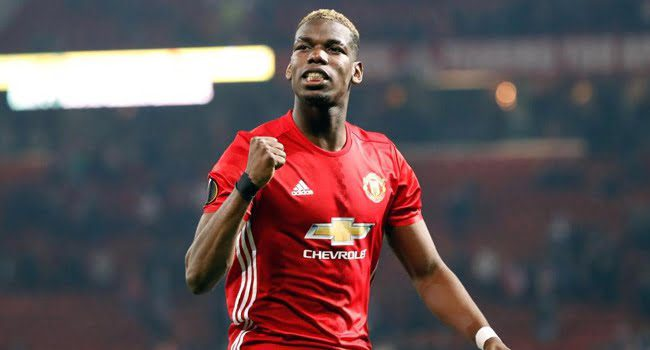 Praise to Paul Pogba after Manchester United Milan match 2