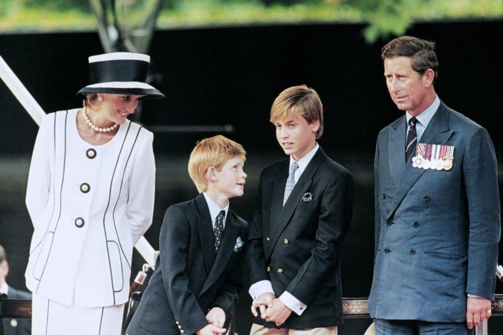 Prince Harry talks about his mother Princess Diana 2