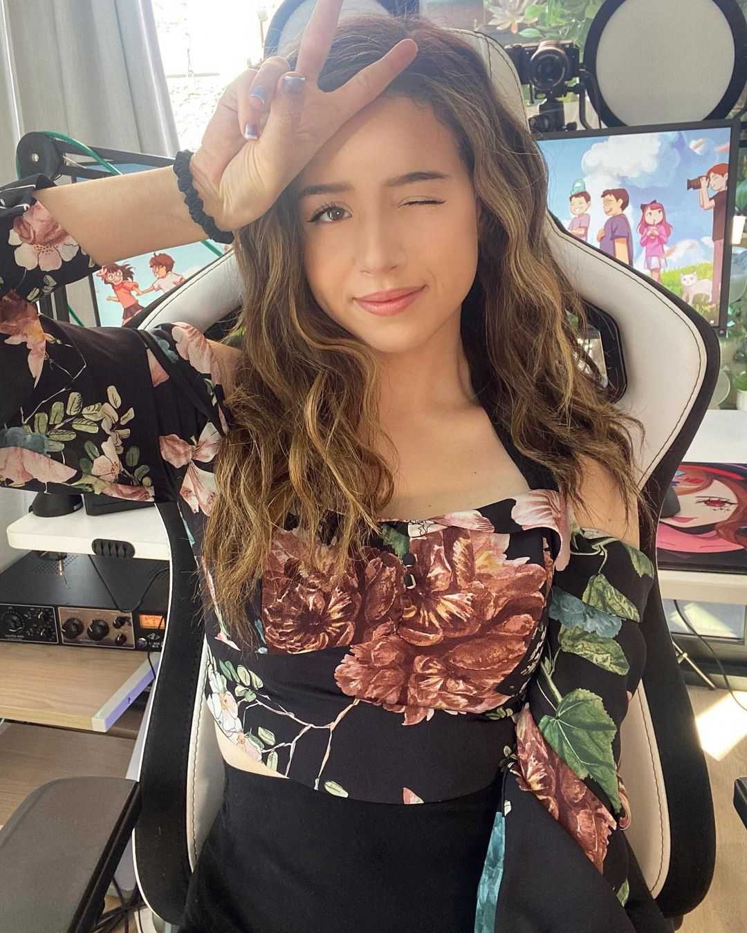 Sexy cute and hot photos from Pokimane Twitch streamers 22 19
