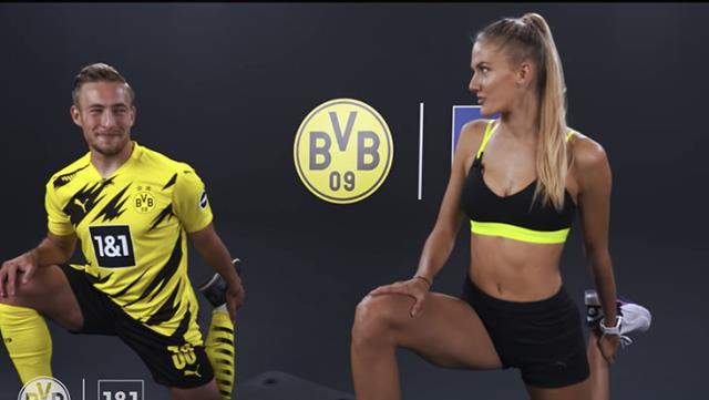 The secret to the rise of Borussia Dortmund performance Alicia Schmidt 1