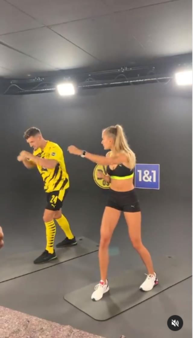The secret to the rise of Borussia Dortmund performance Alicia Schmidt 2