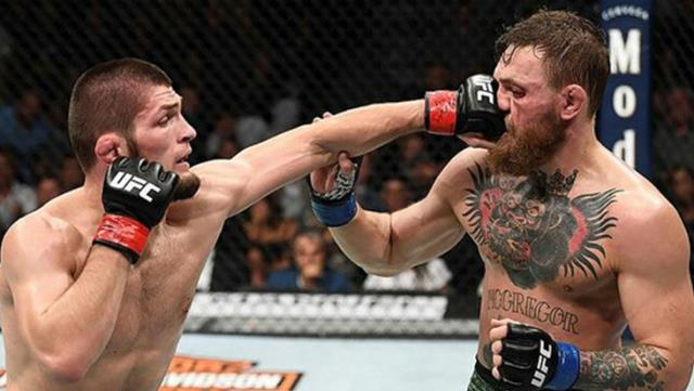 UFC fighter Khabib Nurmagomedov received an offer from Fenerbahce 1
