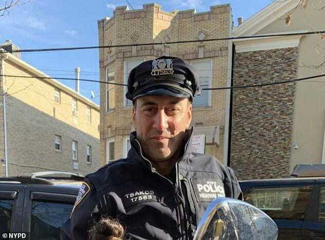 34 year old NYPD police committed suicide by shooting himself in the head in his Manhattan apartment 1