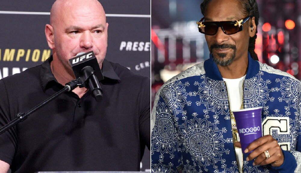 Dana White denies Snoop Doggs 2 million bet claim