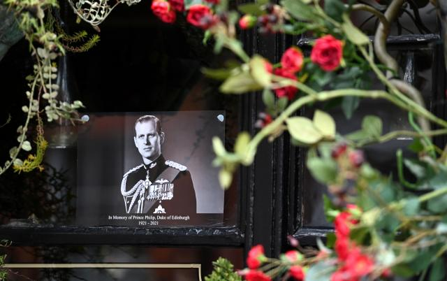 Did Prince Philip die after getting the coronavirus vaccine Voicing allegations about Prince Philips death 2
