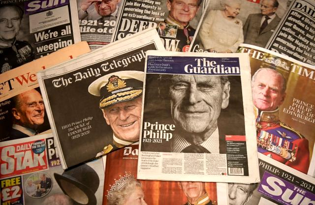 Did Prince Philip die after getting the coronavirus vaccine Voicing allegations about Prince Philips death 3
