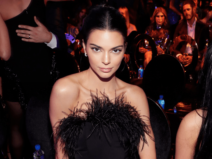 Hot and nude work of Kendall Jenner 15 1