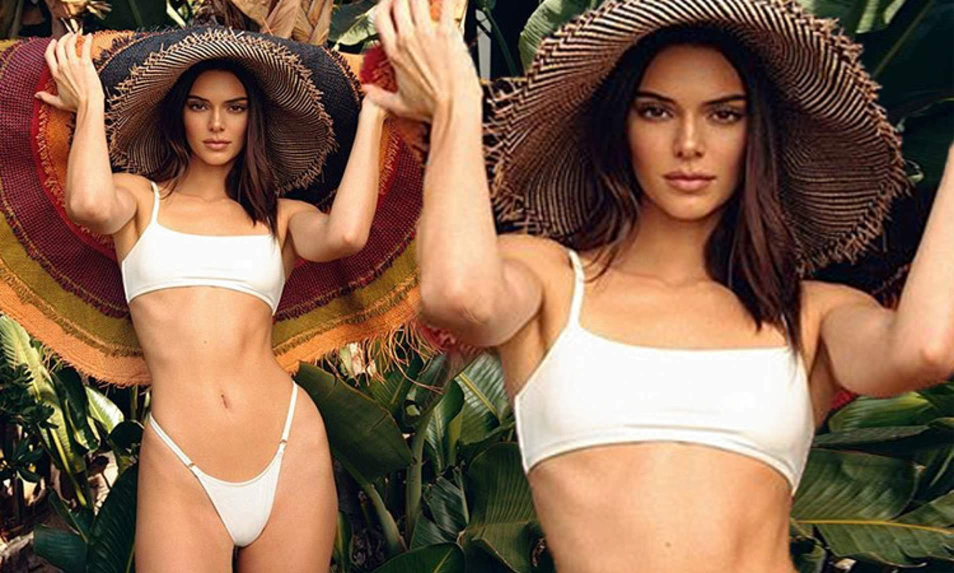 Hot and nude work of Kendall Jenner 15 5