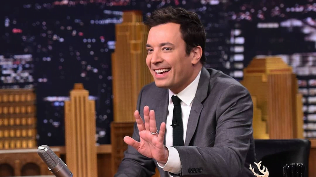 Jimmy Fallon welcomes dancers with the most viral challenges on TikTok