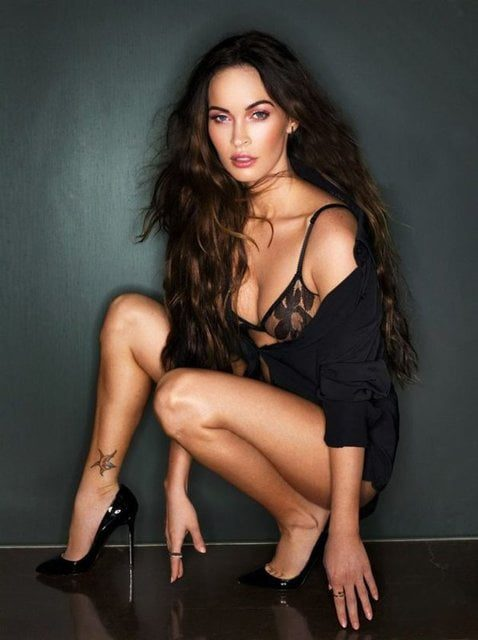 Megan Fox one of Hollywoods hottest women 13 9