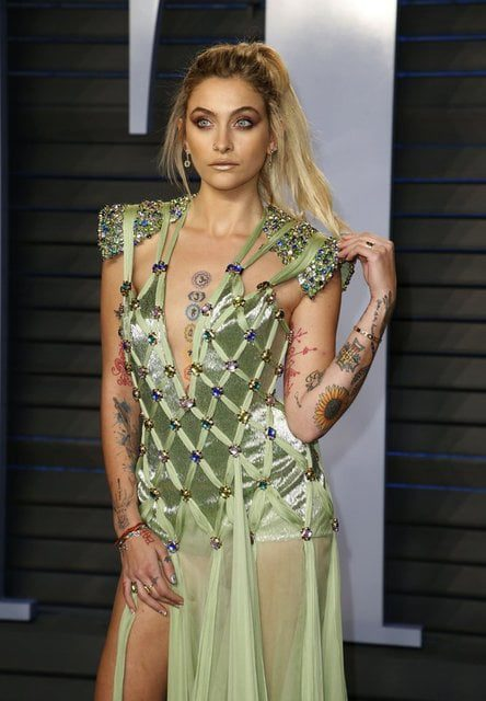 Michael Jacksons daughter Paris Jackson speaks about her father for the first time 1