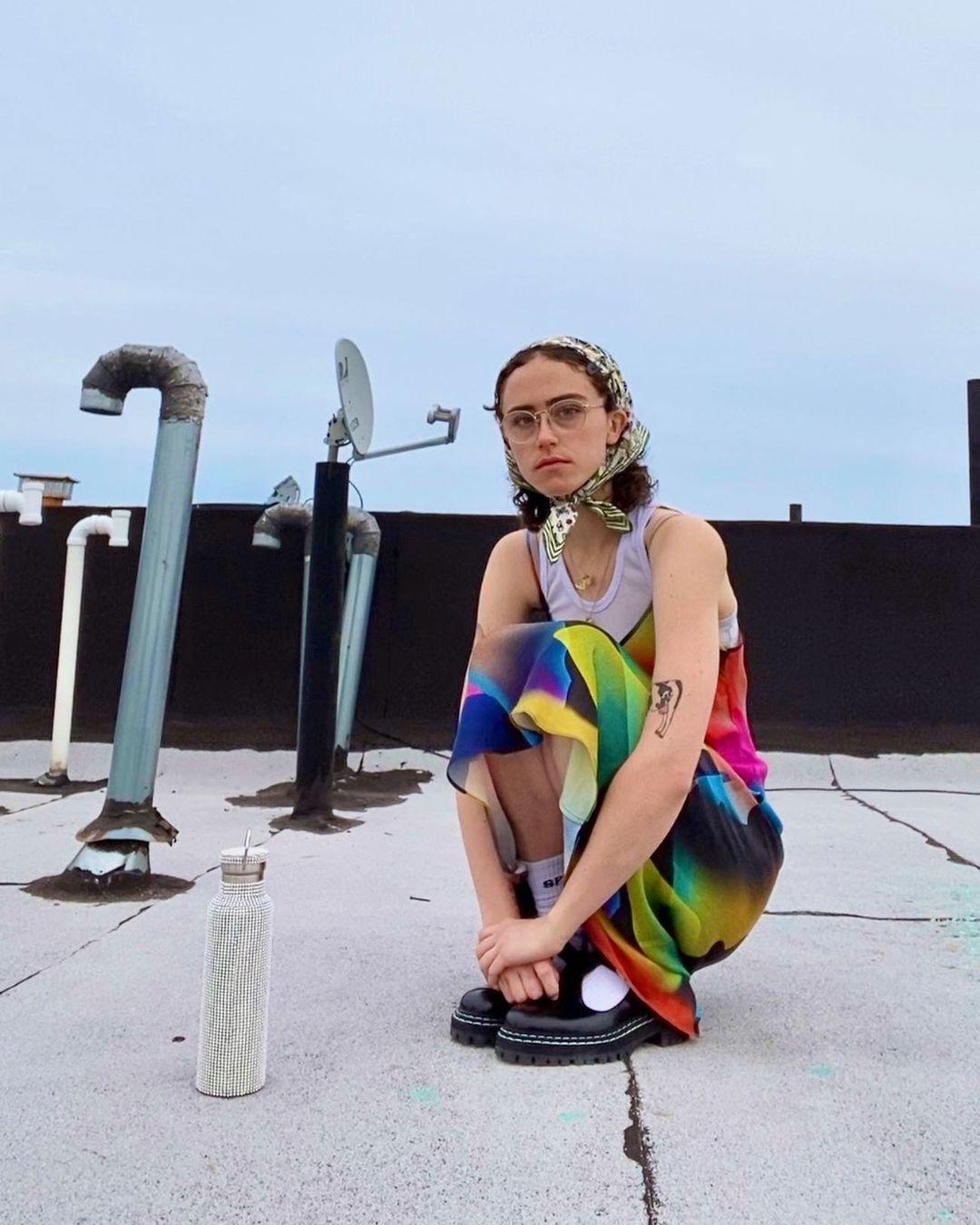 Model Ella Emhoff you are familiar with her unique style 3