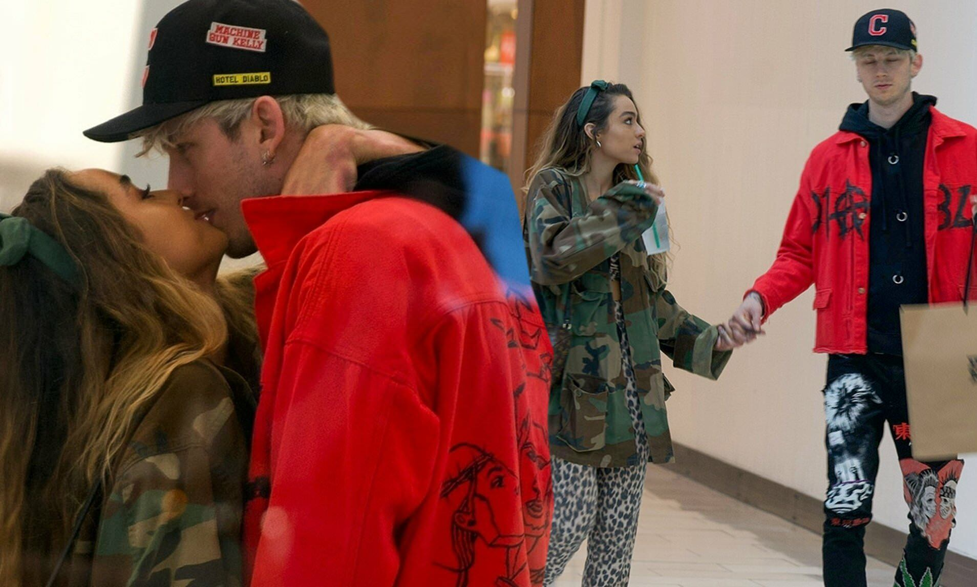 Model Sommer Ray and Machine Gun Kelly have a fiery love 3