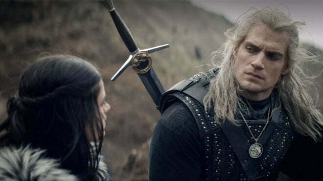 Netflix shares behind the scenes footage of Season 2 of The Witcher