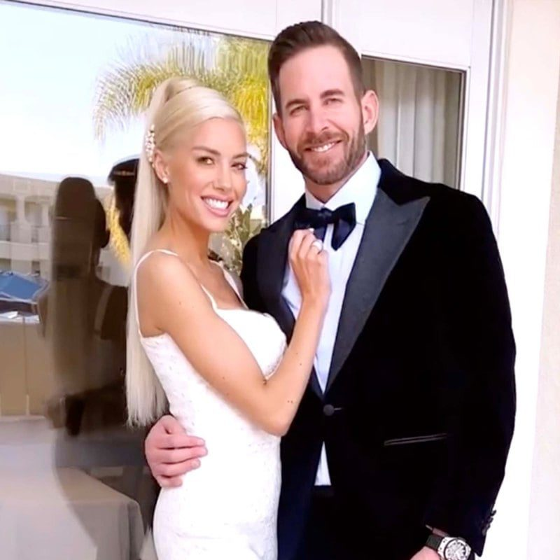 Tarek El Moussa and Heather Rae Youngs Perfect Engagement Party 1