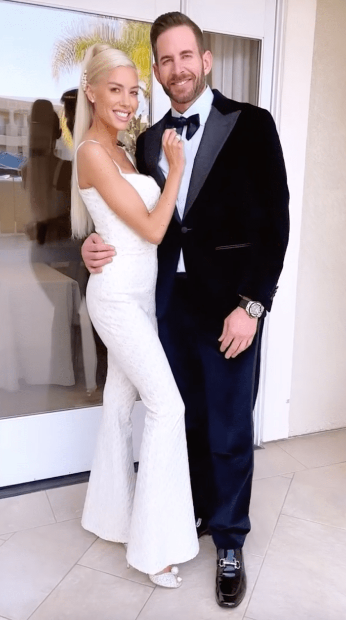 Tarek El Moussa and Heather Rae Youngs Perfect Engagement Party 3