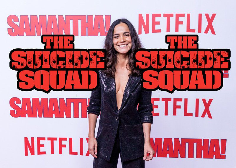 The Suicide Squad starring Alice Braga directed by James Gunn will soon 1