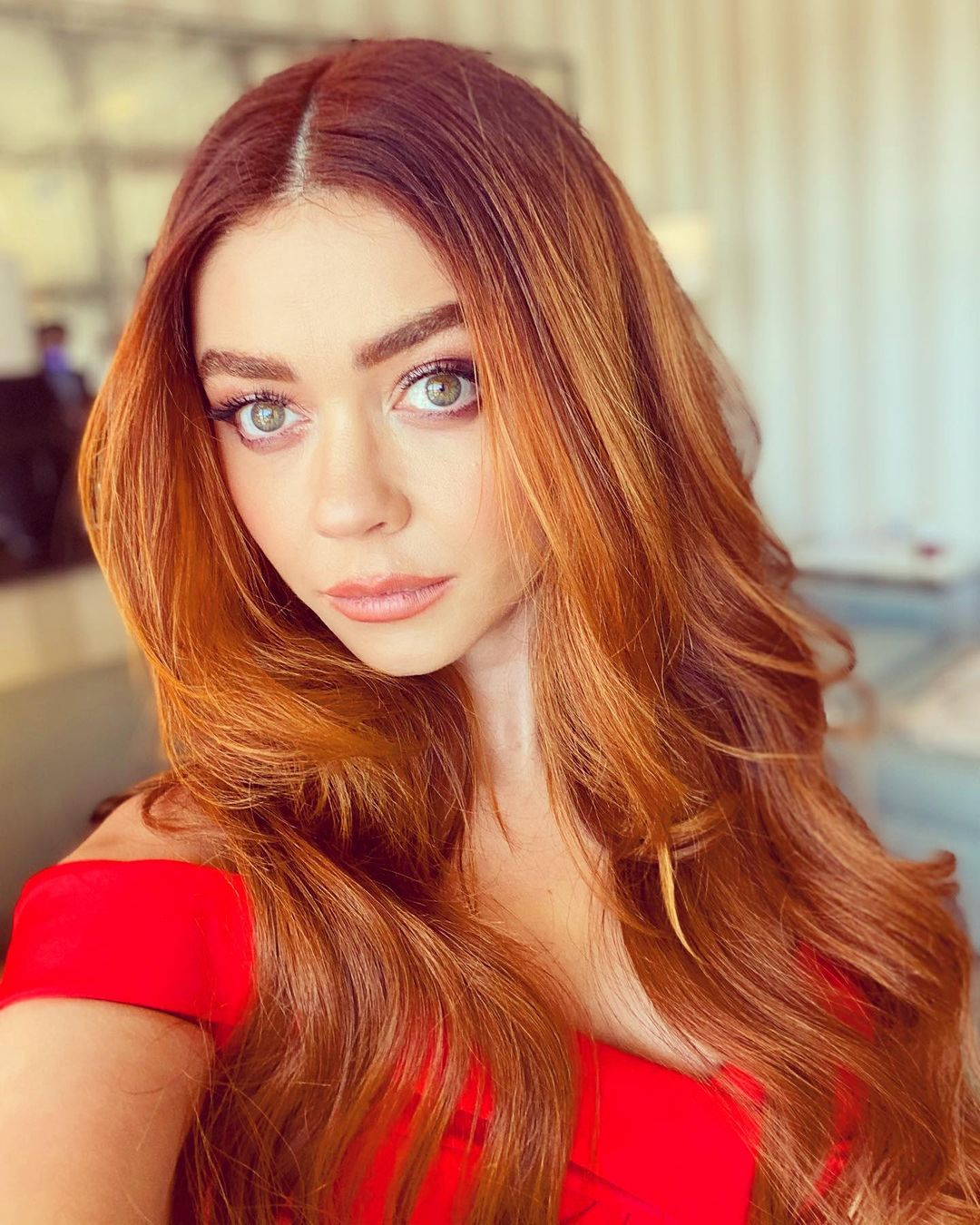What is Sarah Hylands total net worth 2