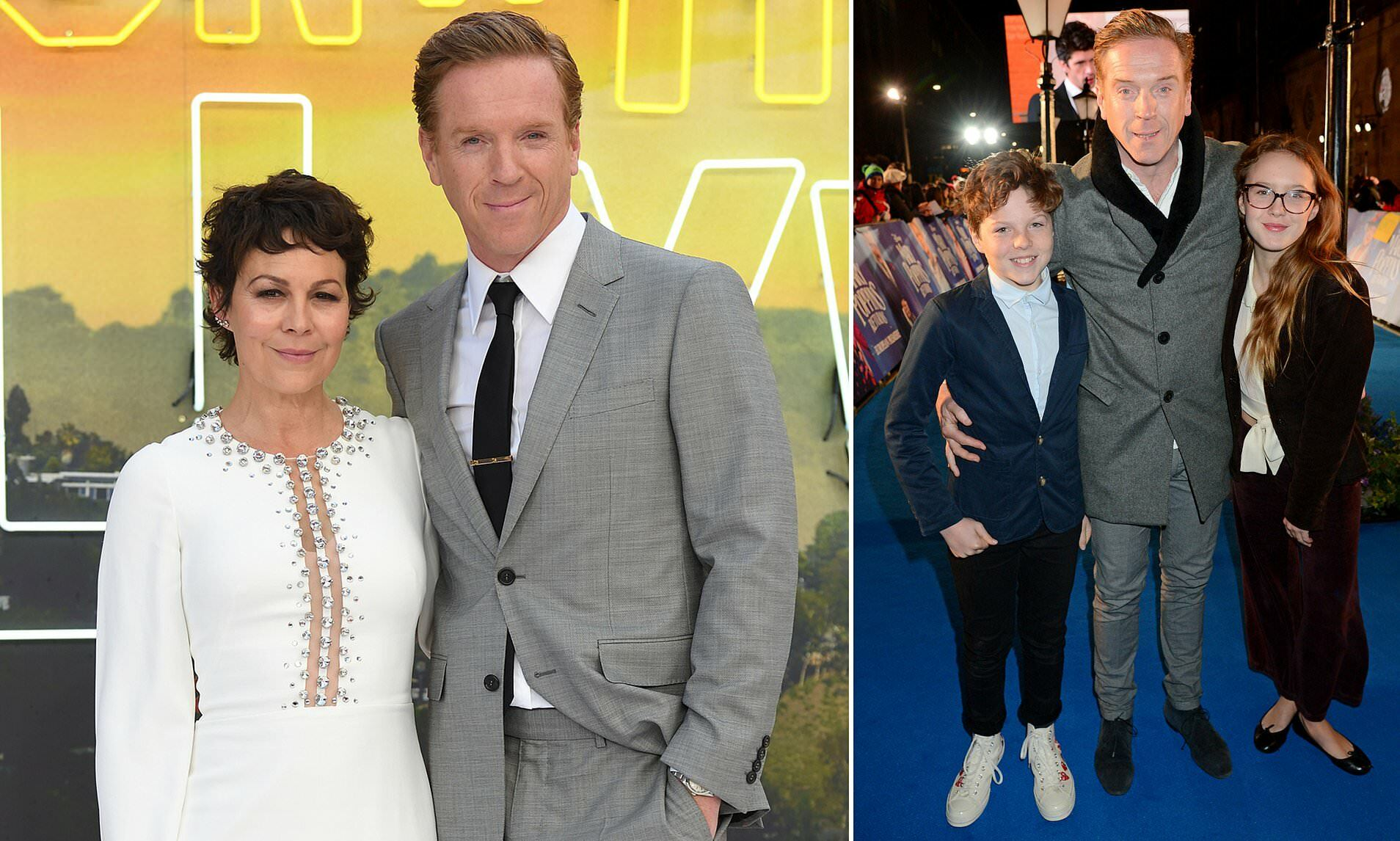 Who is Helen McCrory Helen McCrory Instagram Kids and Daughter 2