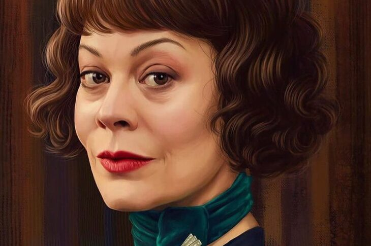 Who is Helen McCrory Helen McCrory Instagram Kids and Daughter 3